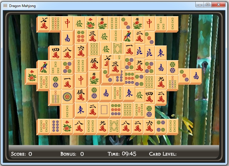 Dragon Mahjong is a classic game.